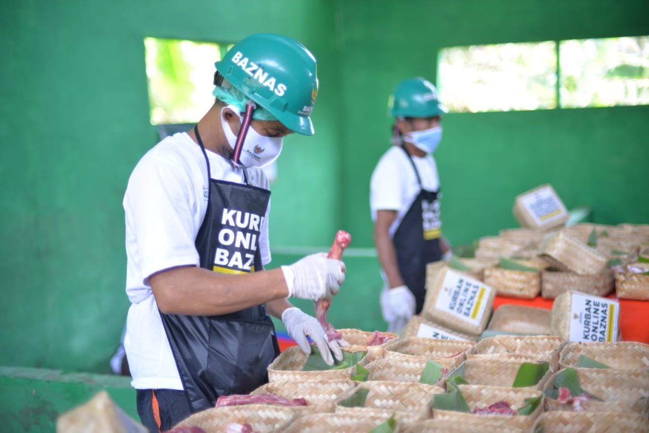 Bantu Ekonomi Peternak Desa, Lembaga Zakat Ini Usung Konsep Cerdas